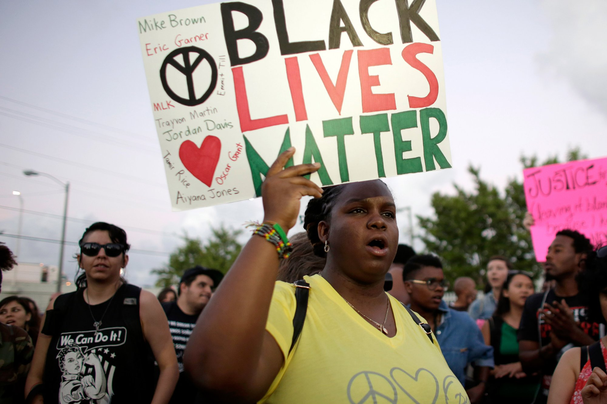 'Black Lives Matter' Activists Meet in Cleveland to Plot Movement's Future