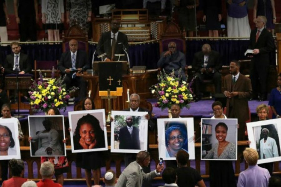 Faithfully Podcast 10: What The Media Got Wrong About Charleston, Black Pain and Forgiveness