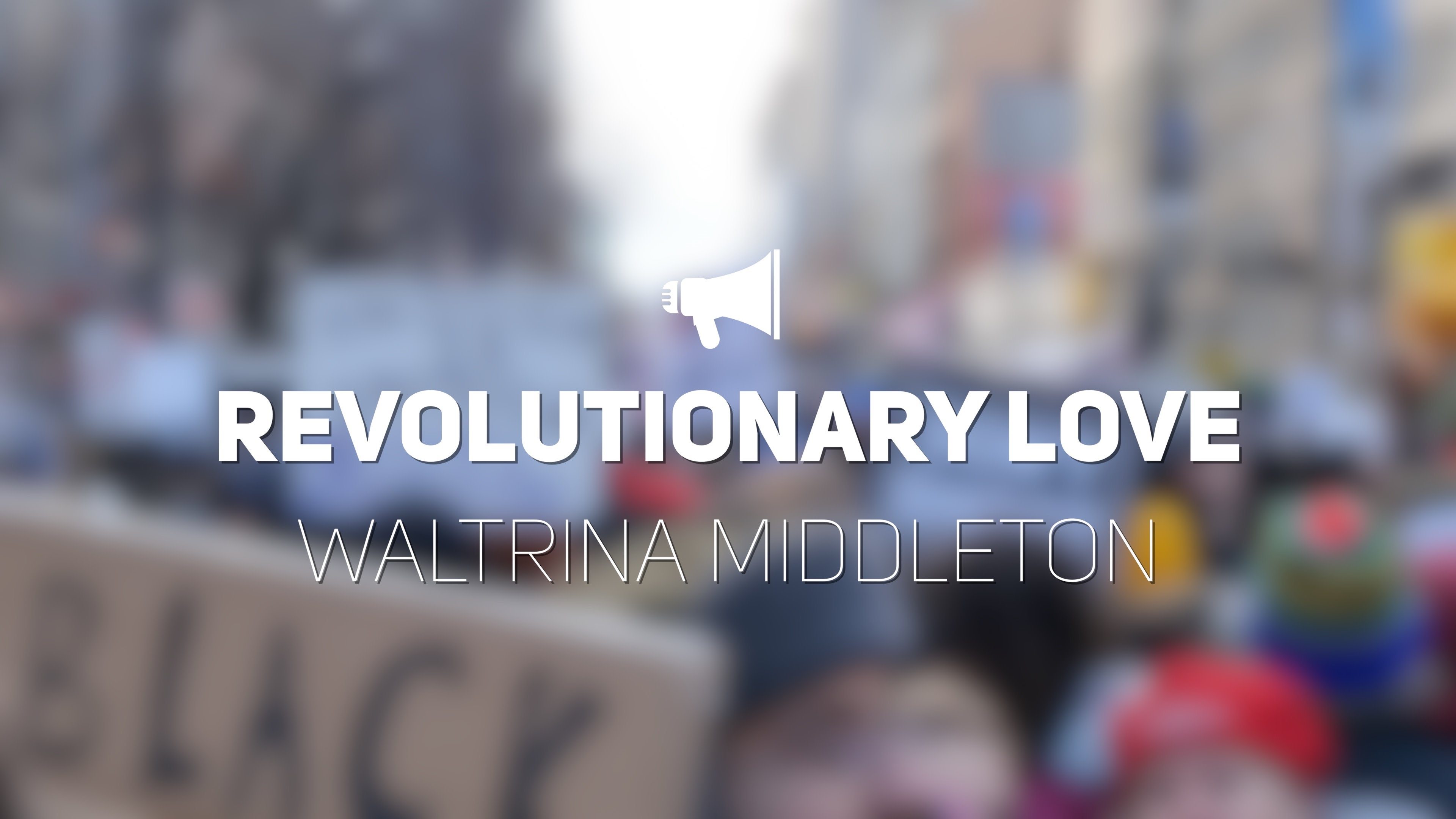 Revolutionary Love – Thirty Seconds Or Less